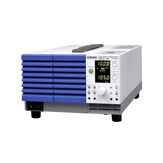 【アウトレット】菊水電子工業 コンパクト可変スイッチング電源 0~500V/0~1.8A/900W PAS500-1.8 [OUTLET]