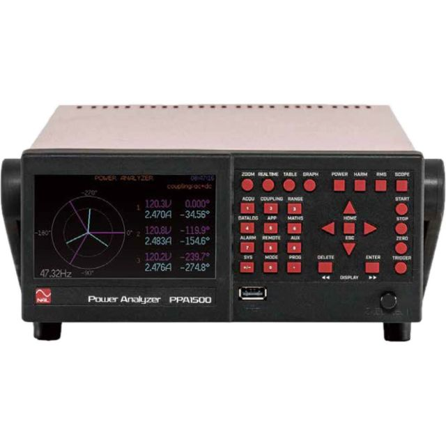 岩崎通信機 1相パワーアナライザー PPA1530-HC