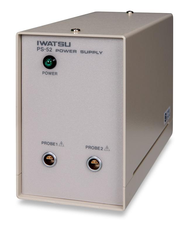 岩崎通信機 電流プローブ用電源 2出力 PS-52