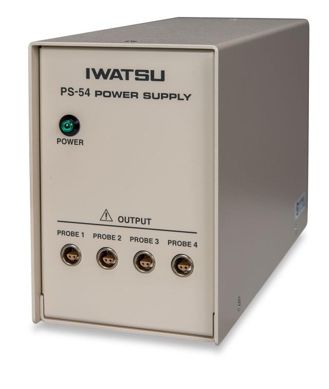 岩崎通信機 電流プローブ用電源 4出力 PS-54