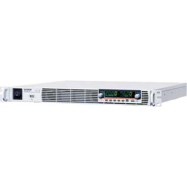 TEXIO GW INSTEK 薄型直流安定化電源 PSU600-2.6