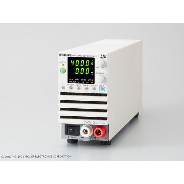 【お問合せ商品】菊水電子工業 直流安定化電源 PWR401L