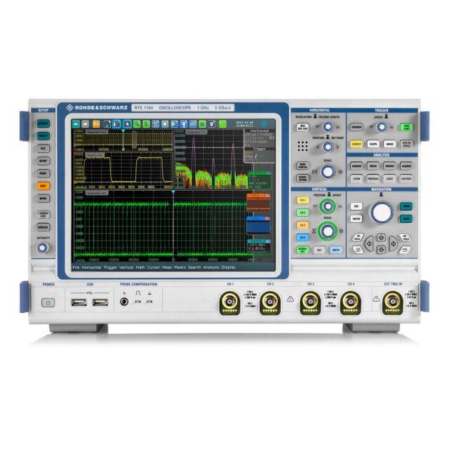 【お問合せ商品】 R&S RTE1204オシロスコープ特別パッケージ RTE-COM4 (1326.2000P99)