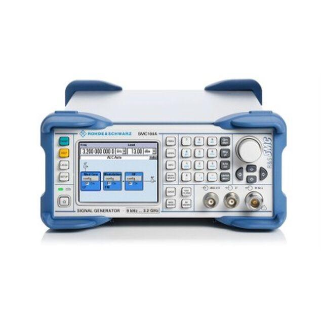 【お問合せ商品】 R&S SMC100A アナログ信号発生器特別パッケージ SMC100AP31 (1411.4002P31)