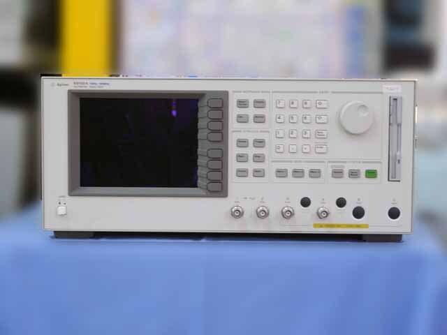 中古 キーサイト(アジレント) ネットワークアナライザ E5100A (管理番号:TM449)