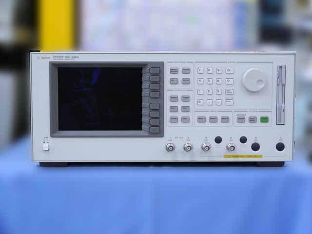 中古 キーサイト(アジレント) ネットワークアナライザ E5100A (管理番号:TM450)