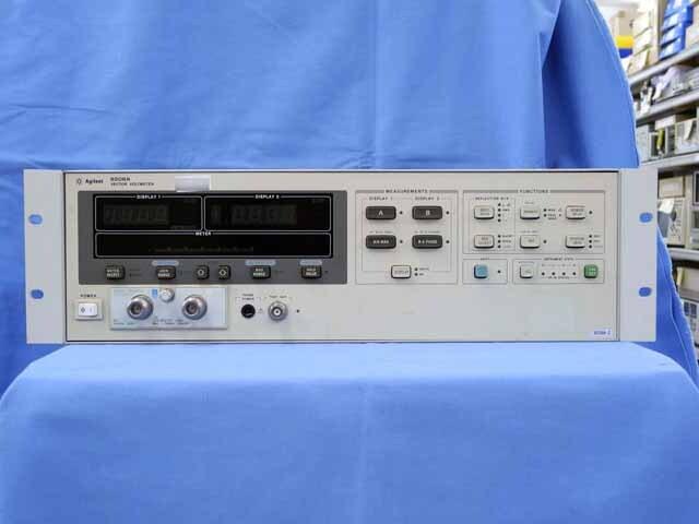 中古 キーサイト(アジレント) ベクトル電圧計  8508A (管理番号:UKK-03323)