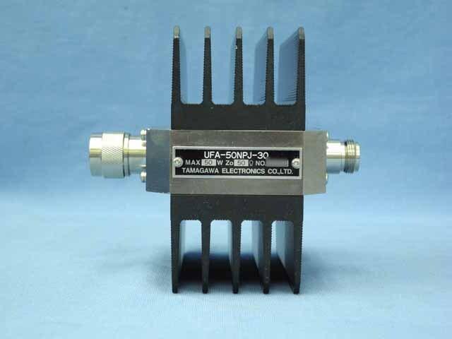 中古 多摩川電子 固定減衰器 UFA-50NPJ-30 (管理番号:UKK-03782)