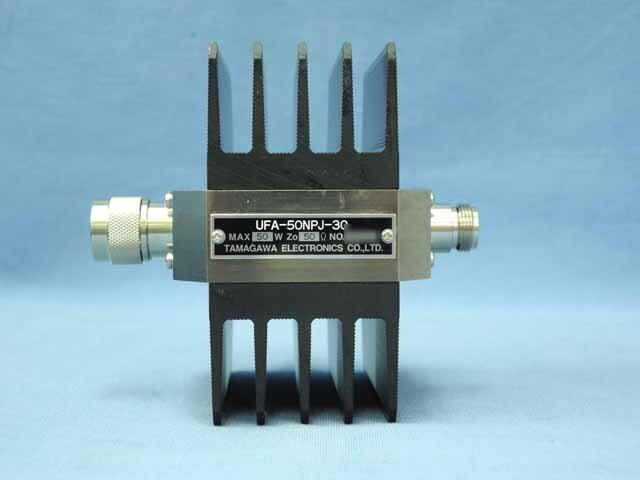 中古 多摩川電子 固定減衰器 UFA-50NPJ-30 (管理番号:UKK-03784)