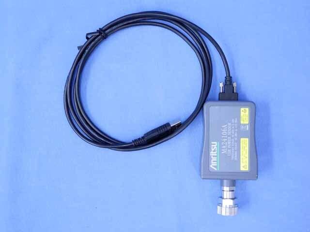 中古 アンリツ USBパワーセンサ MA24106A (管理番号:UKK-07520)