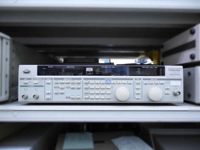 中古 菊水電子 FM/AMステレオ信号発生器 KSG4310  (管理番号:UKK-08115)
