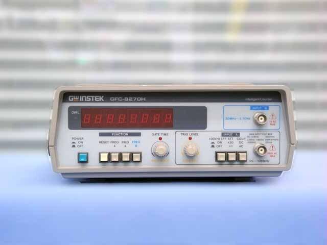中古 インステック 周波数カウンタ GFC-8270H (管理番号:UKK-08921)