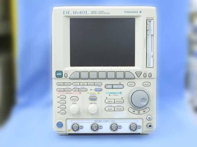 中古 横河計測 デジタルオシロスコープ DL1640L(701620) (管理番号:UKK-08952)
