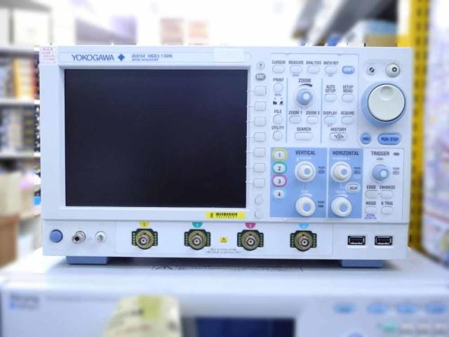 中古 横河電機 デジタルオシロスコープ DL6154  (管理番号:UKK-09073)