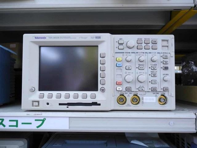 中古 テクトロニクス デジタルオシロスコープ TDS3052B (管理番号:UKK-09185)