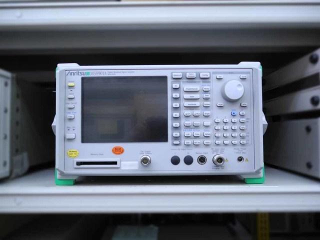 中古 アンリツ デジタル放送信号アナライザ MS8901A (管理番号:UKK-09207)
