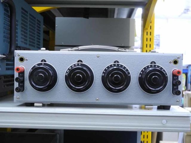 中古 東京光音電波 可変抵抗減衰器 STA-11J (管理番号:UKK-09269)