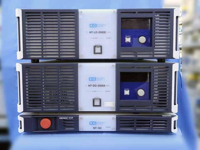 中古 計測技術研究所 双方向電源セット NT-SC/NT-DD-2000A/NT-LD-2000E (管理番号:UKK-09530)