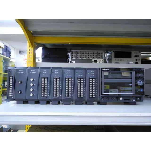 中古 グラフテック 記録装置 GL7000 他  (管理番号:UKK-09623)