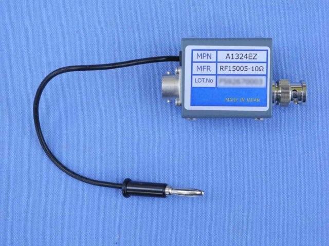 中古 横河電機 シャント抵抗BOX A1324EZ (管理番号:UKK-09663)