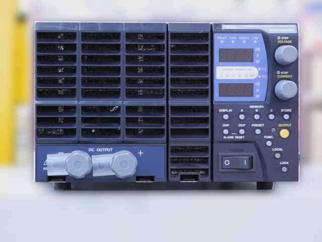 中古 高砂製作所 直流安定化電源 ZX-800L (管理番号:UKK-09706)