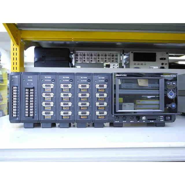 中古 グラフテック 記録装置 GL7000 他  (管理番号:UKK-09728)