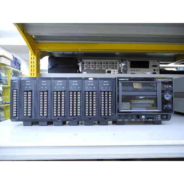 中古 グラフテック 記録装置 GL7000 他  (管理番号:UKK-09729)