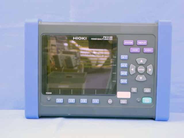 中古 日置電機 電源品質アナライザ PW3198-90 (管理番号:UKK-09748)
