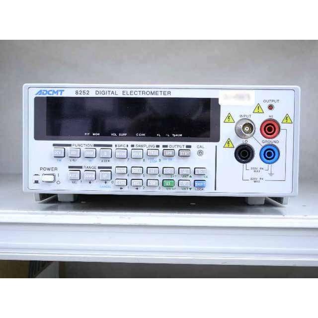 中古 エーディーシー デジタル・エレクトロメータ 8252  (管理番号:UKK-09875)