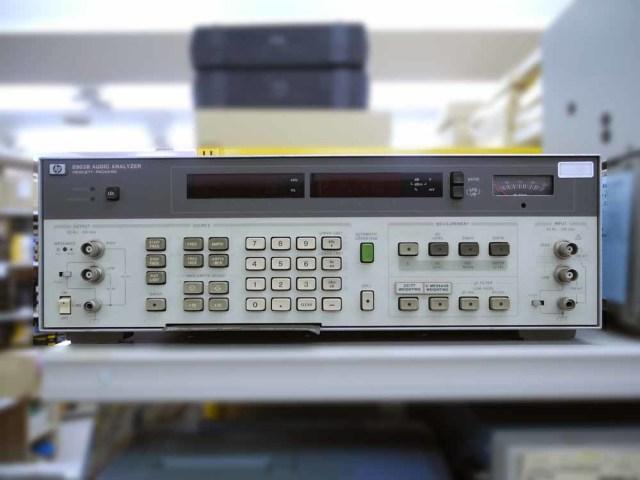 中古 キーサイト(hp) オーディオ・アナライザ 8903B (管理番号:UKK-09887)