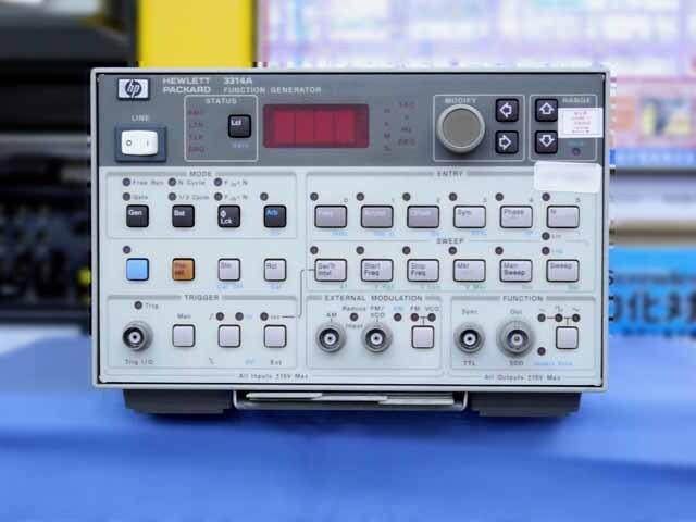 中古 キーサイト(hp) 任意波形/ファンクション・ジェネレータ 3314A (管理番号:UKK-09933)