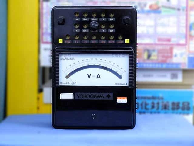 中古 横河計測 直流電流・電圧計 2012-00 (管理番号:UKK-09980)