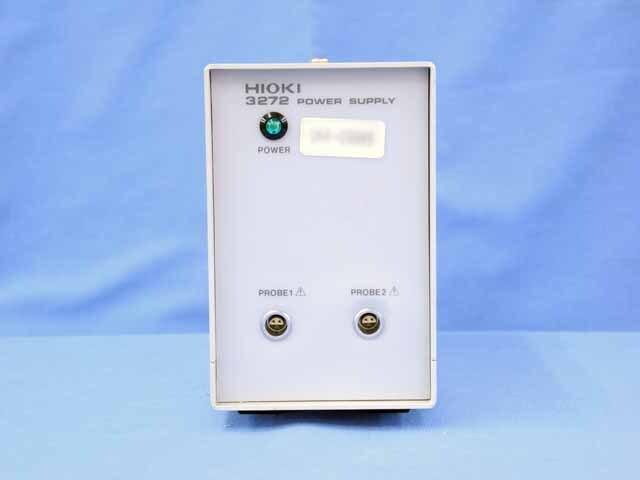 中古 日置電機 カレントプローブ用電源 3272 (管理番号:UKK-09986)