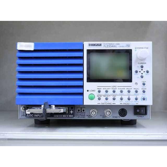 中古 菊水電子工業 直流電子負荷装置 PLZ334WL  (管理番号:UKK-09989)