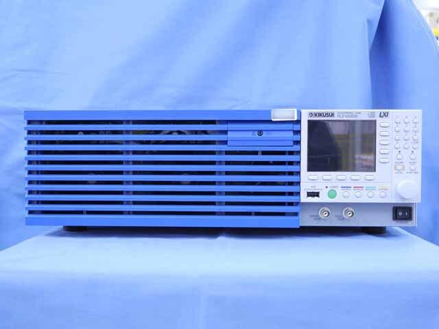 中古 菊水電子工業 直流電子負荷装置 PLZ1205W  (管理番号:UKK-09990)
