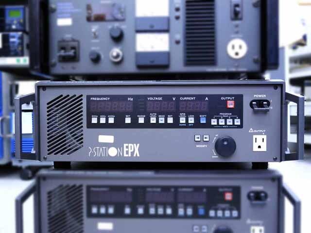 中古 エヌエフ回路設計ブロック 交流電源 EPX4104 (管理番号:UKK-10002)