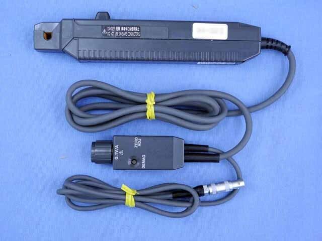 中古 日置電機 クランプオンプローブ 3273-50 (管理番号:UKK-10013)