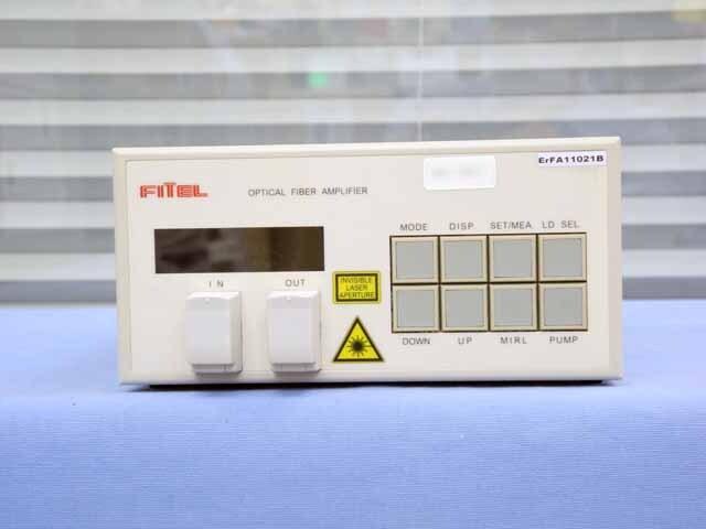 中古 古河電工 光ファイバアンプ ErFA11021B (管理番号:UKK-10021)