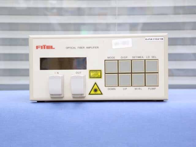 中古 古河電工 光ファイバアンプ ErFA11021B (管理番号:UKK-10022)