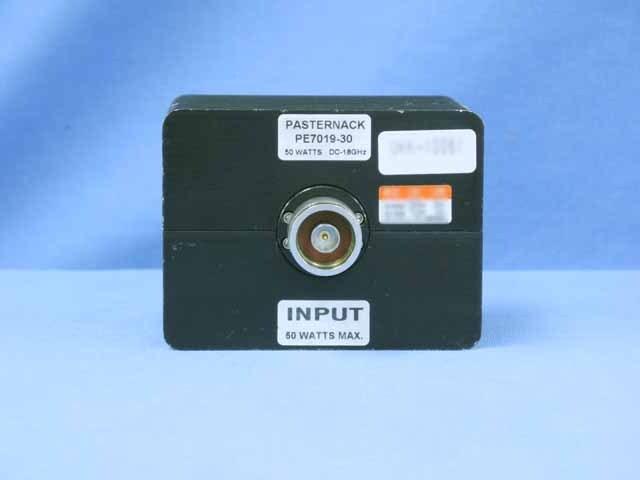 中古 パスタナック 固定アッテネータ PE7019-30 (管理番号:UKK-10061)