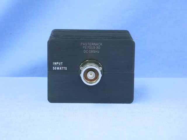 中古 パスタナック 固定アッテネータ PE7019-30 (管理番号:UKK-10062)