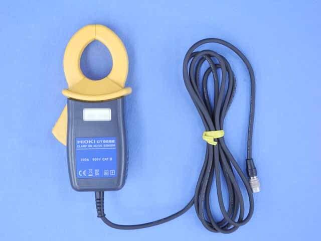中古 日置電機 AC/DCクランプセンサ CT9692 (管理番号:UKK-10072)