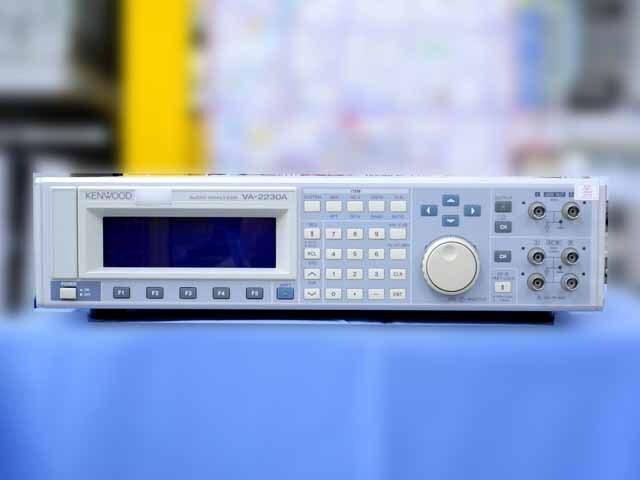 中古 テクシオ(ケンウッド) オーディオアナライザ VA-2230A (管理番号:UKK-10089)
