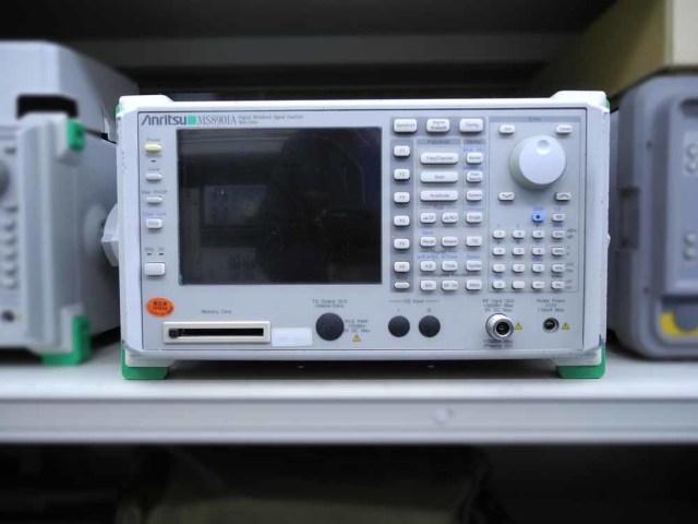 中古 アンリツ デジタル放送信号アナライザ MS8901A (管理番号:UKK-10102)