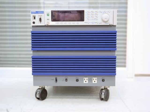 中古 菊水電子工業 交流安定化電源 PCR2000LE (管理番号:UKK-10161)
