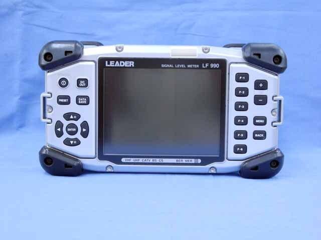 中古 iリーダー電子 シグナルレベルメータ LF990 (管理番号:UKK-10165)
