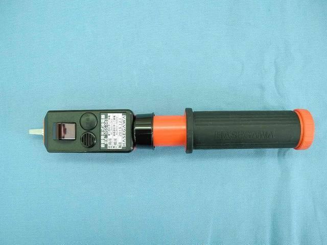 中古 長谷川電機 高低圧交流用検電器 HSS-6B1(管理番号:UKK-10177)