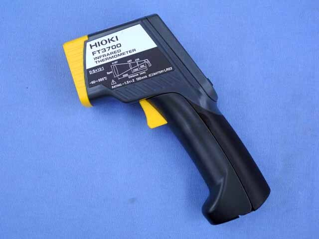 中古 日置電機 放射温度計 FT3700 (管理番号:UKK-10221)