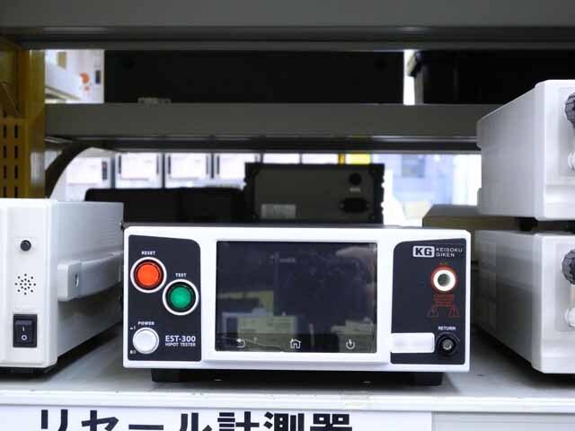 中古 計測技術研究所 耐電圧/絶縁抵抗試験器 EST-330 (管理番号:UKK-10223)