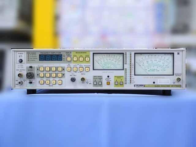 中古 パナソニック(ナショナル) オーディオアナライザ VP-7720A (管理番号:UKK-10243)